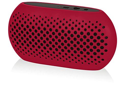 Vivitar Capsule Bluetooth Speaker (Red) by Vivitar