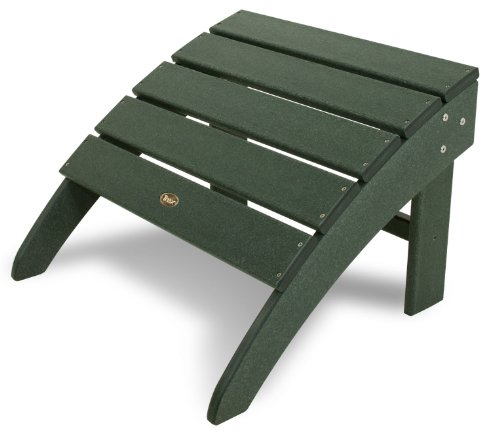 picture of Trex Outdoor Furniture Cape Cod Rainforest Canopy Ottoman