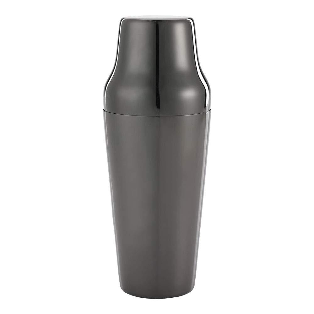 Barfly M37085BK Cocktail Shaker Set, 24oz (700 ml), Gun Metal Black