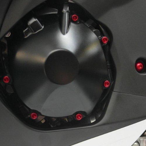Aluminium Engine Kit Kawasaki Z900-1000 Red