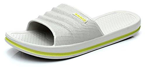 de Blanco espuma piscina para adultos antideslizantes o Zapatillas ducha de FAwOXP