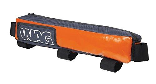 Wag Tasche oben Rute Rahmen Bike Packing Tourismus Wasserdicht Orange (Taschen Reise)/Frame Bag Above Top Tube Touring Bike Packing Waterproof Orange (Travel Bag)