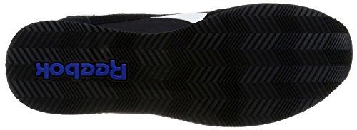 Zapatillas Clásicas Reebok Hombres Royal Cl Jogger 2 United States-black / White / Baseball Grey