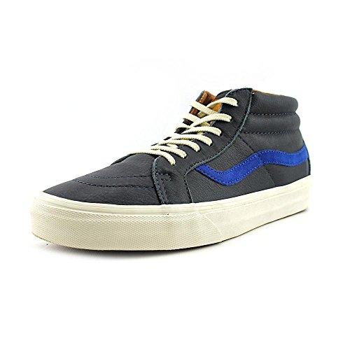 Sk8 Mid CA azul - azul