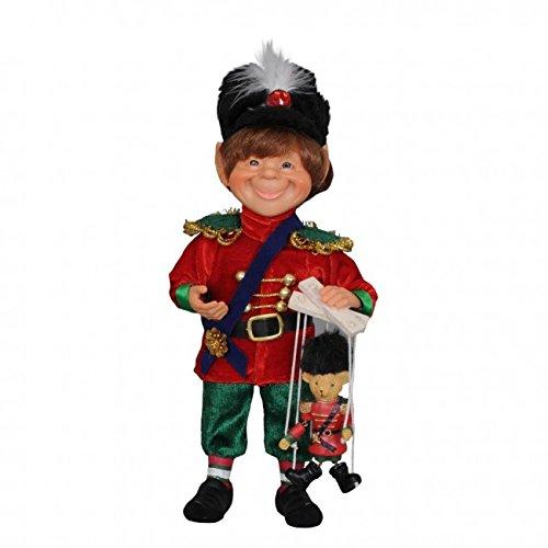 Karen Didion Traditional Elf In Nutcracker Suit