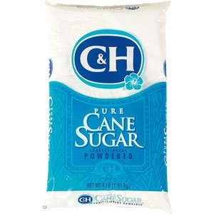 C&h Powdered Sugar 4 Lbs