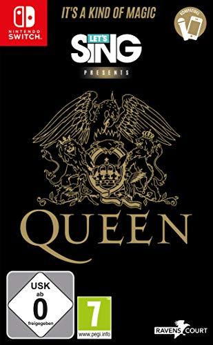 Let's Sing Queen - Nintendo Switch [Importación alemana]