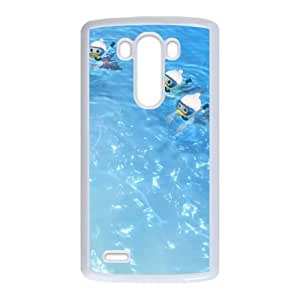 Mickey's Twice Upon a Christmas LG G3 Cell Phone Case White JU0968797