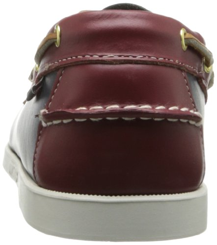 Sebago Navy Red Boat Men's Shoe Spinnaker RRq6F4
