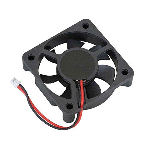 - Hobbypower 5010SH 5300RPM 5V Cooling Fan for Hobbywing Ezrun 150A SL PRO V2 Brushless ESC