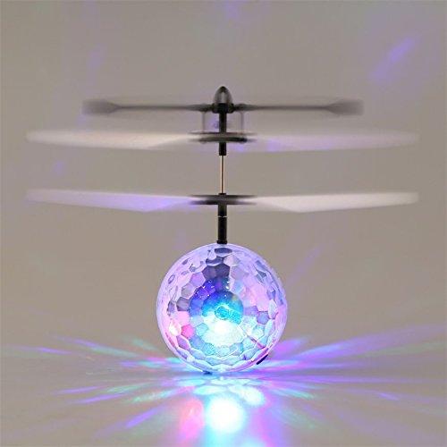 Uspeedy Flying Ball Children Flying Toys Helicopter Ball for Children (1