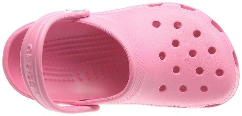 crocs Unisex-Kinder Classic Kids Clogs Pink (Pink Lemonade)
