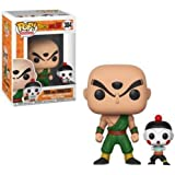 Funko Pop Figure Dragon Ball Z Chiaotzu & Tien, Multicolor