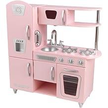 KidKraft 53179 Vintage Kitchen in Pink