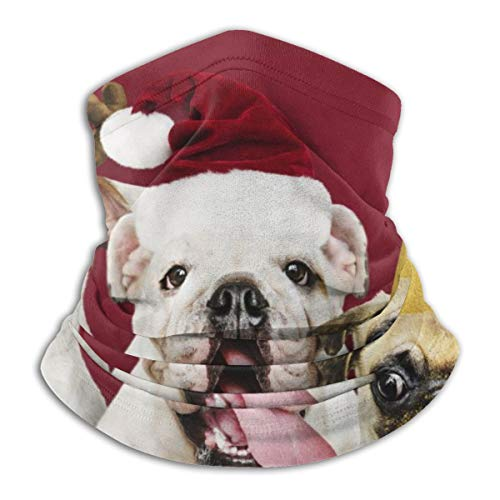 Funny Christmas Dog Men...