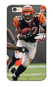 Crooningrose Protector Specially Made Case For Iphone 6 4.7Inch Cover Cincinnati Bengals Nfl Football
