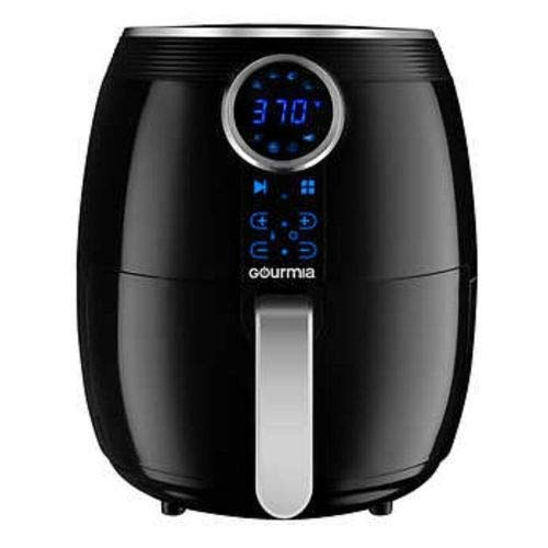Gourmia Digital Air Fryer 5 Qt./4.7L Capacity (Certified Refurbished)