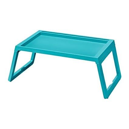 IKEA cama KLIPSK bandeja, bandeja para desayuno plegable – Tamaño Longitud: 70 cm,