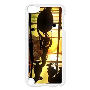 iPod Touch 4 Case Black Give Up Last Cookie X5H5DG