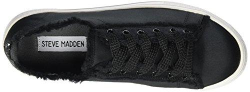Steve Basses Noir Sneaker Sneakers Greyla Madden Black Femme HqxwHr7