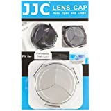 JJC ALC-LX7W Professional Auto Lens Cap For Panasonic LX6 & LX7 Silver Opens and closes Automatically