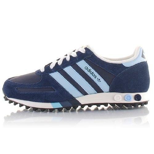 Adidas originals la trainer w bleu femmes chaussures mode