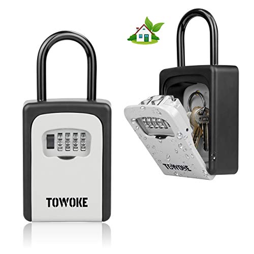 extra small lock box with key - 7