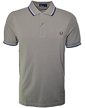 Men's Field Green Polo Shirt!