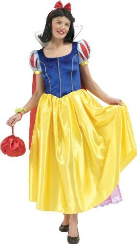 dd1bc61436b4ce Rubies Déguisement Blanche Neige (Disney) - Adulte Taille   M - 38 ...