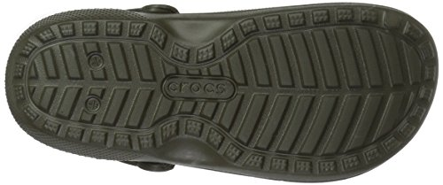 Clog Crocs Sabot Classic Lined Graphic Mainapps Verde pvBRHzqw