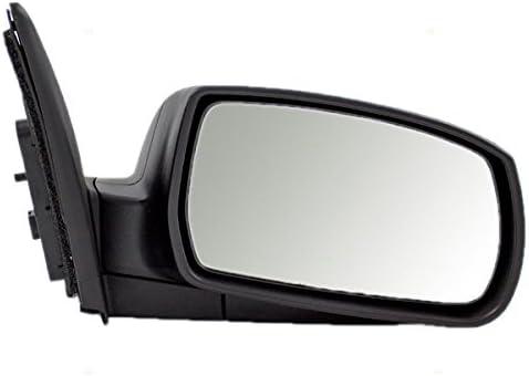 13-15 Accord 4-Door Sedan Power Non-Heat Manual Fold Mirror Right Passenger Side