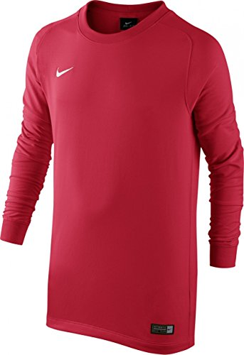Nike Goalie Jersey (Nike Youth Long Sleeve Park Goalie II Jersey Red)