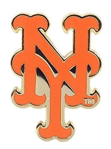 amazon com new york mets logo pin ny sports outdoors