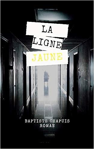 Amazon Fr La Ligne Jaune Roman Baptiste Chapuis Livres