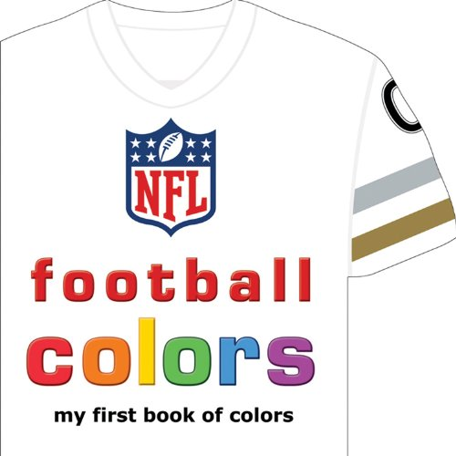 NFL Football Colors: My First Book of Colors