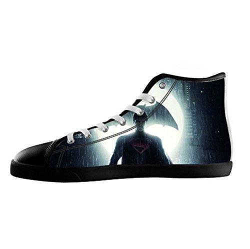 Heren Canvas Hoge Schoenen Batman Canvas Shoes02