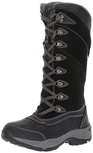 Kodiak Women's Rebecca Snow Boot, Black, 5 M US