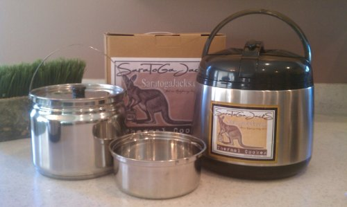 Saratoga Jacks 5.5L Thermal Cooker Deluxe