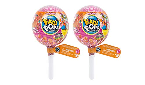 (PIKMI POPS SURPRISE! New - Surprise Season 3 Style Series- Gift Set of 2 Medium Pops)