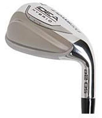 Adams Idea A2 OS Wedge Sand SW Stock Graphite Shaft Graphite Ladies Right Handed 34.25 in