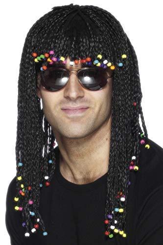 Smiffys Braided Wig
