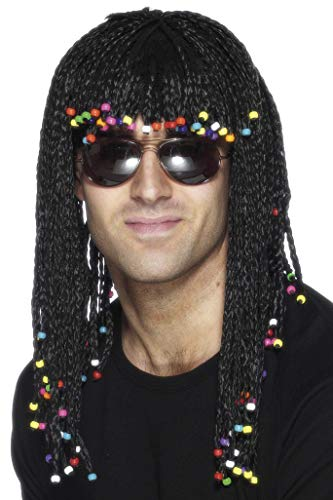 Rick James Wigs (Smiffys Braided Wig)