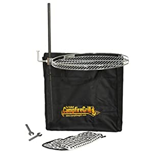 3. The Perfect CampfireGrill, Pioneer