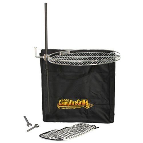 - The Perfect CampfireGrill, Pioneer, 18-Inch Diameter