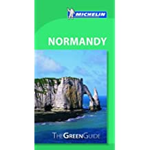 Michelin Green Guide Normandy, 9e