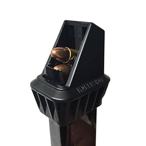 MAKERSHOT Custom 9mm Caliber Magazine Speedloader (Taurus PT111 Millennium Pro G2) (Taurus Speedloader)