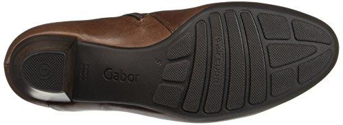 Gabor Comfort Sport, Stivali Donna Marrone (53 Castagno Micro)