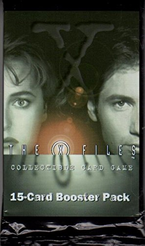 x-files trading card game - 4