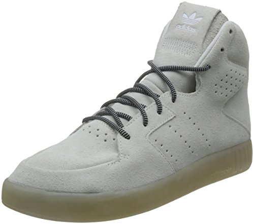Gray Sneaker 0 2 Men's Originals Grey Tubular Adidas Invader S80399 qI0xYwvgPg
