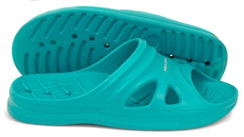 Men's Aqua Pool Florida Speed Shoes Turquoise Womens vOOSqnxF